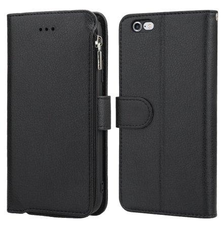 iPhone SE 2020 - Genomtänkt Plånboksfodral