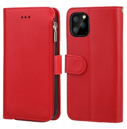 iPhone 11 Pro Max - Stilsäkert Smart Plånboksfodral