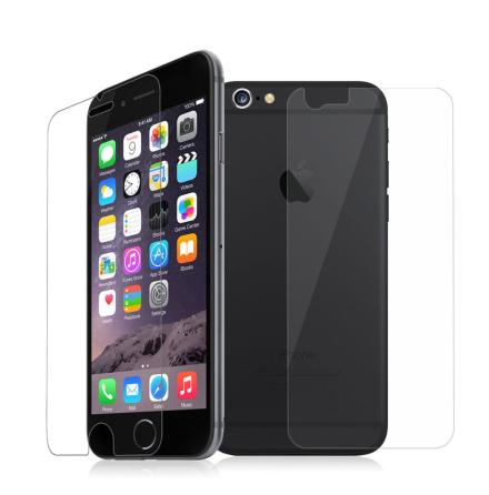 iPhone 6/6S - Skärmskydd (Fram & Baksida ingår)