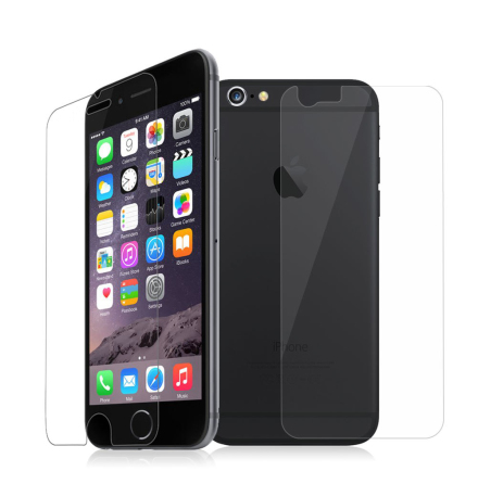 iPhone 6/6S Plus - Pansarglas (Fram & Baksida ingår)