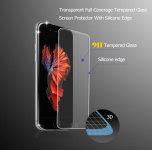 iPhone 6/6S Pansarglas-HELTÄCKANDE 3D (NYHET)