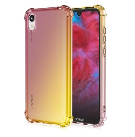 Huawei Y5 2019 - Kraftfullt Floveme Silikonskal