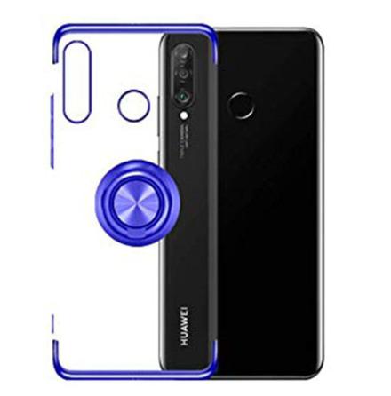 Huawei P40 Lite E - Effektfullt Floveme Skal med Ringhållare