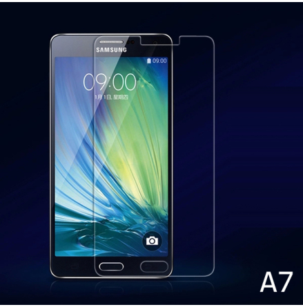 Samsung Galaxy A7 - ProGuard Skärmskydd/Pansarglas