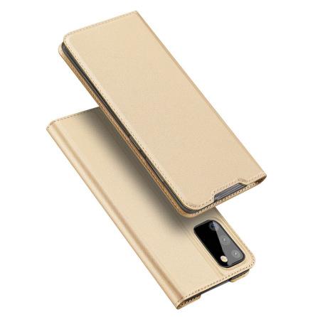 Samsung Galaxy S20 - Exklusivt Dux Ducis Plånboksfodral
