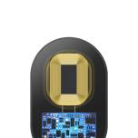 Baseus QI-adapter TYPE-C (Mottagare för trådlös laddning)