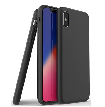 iPhone X/XS - Mattbehandlat Skyddande NILLKIN Skal