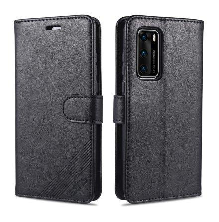 Huawei P40 - Praktiskt Smart Yazunshi Plånboksfodral