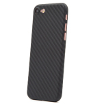 iPhone 6/6S - Stötdämpande Tunt Karbon Skal