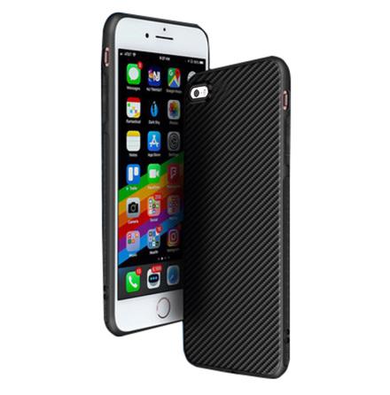 iPhone 5/5S/5SE - Skyddande Karbon Skal
