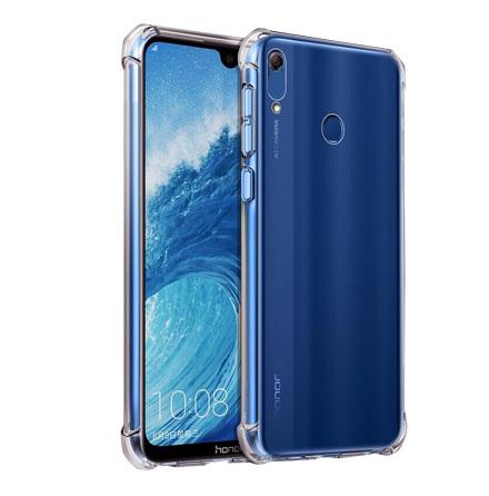 Huawei Y6 2019 - Stötdämpande Floveme Silikonskal
