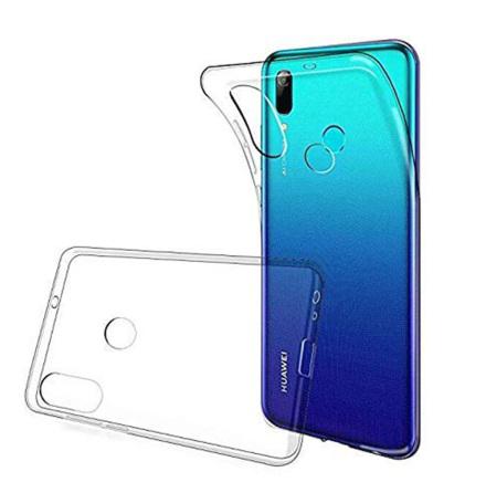 Huawei Y6 2019 - Skyddande (FLOVEME) Silikonskal