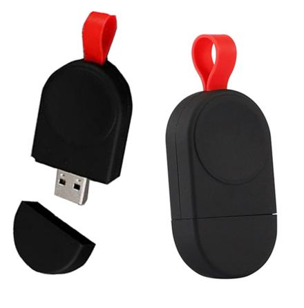 Portabel Mini Trådlösladdare för iWatch
