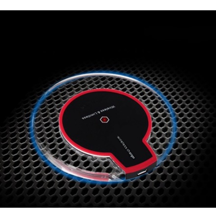 Trådlös Laddningsplatta/ wireless med Qi-teknik