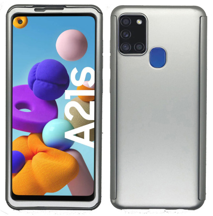 Samsung Galaxy A21S - Professionellt FLOVEME Dubbelskal