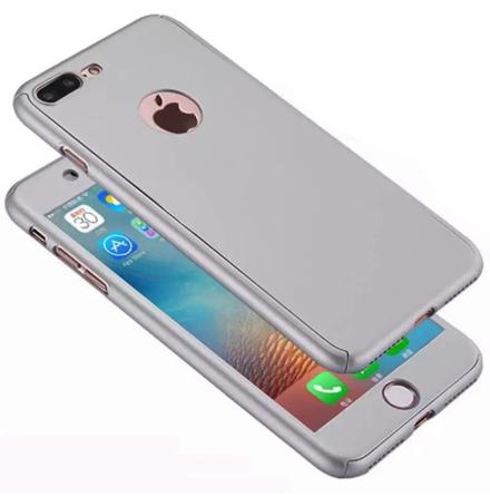 iPhone 8 Plus - Genomtänkt Dubbelskal
