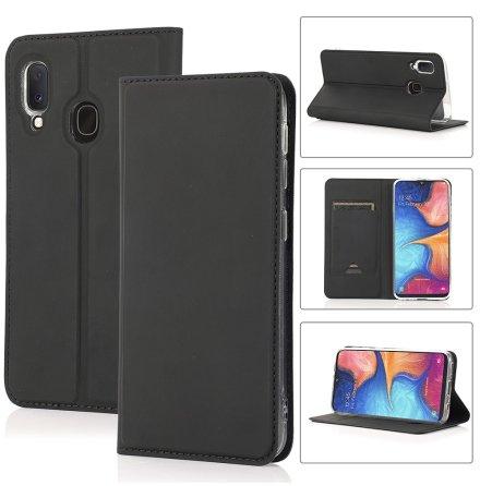 Samsung Galaxy A20E - Praktiskt Effektfullt Plånboksfodral