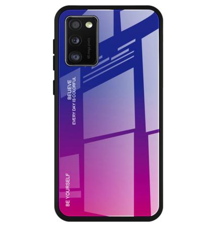 Samsung Galaxy A41 - Stilrent Skyddande Skal (NKOBEE)