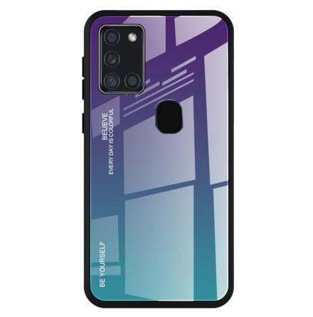 Samsung Galaxy A21s - Stötdämpande Nkobee Skal
