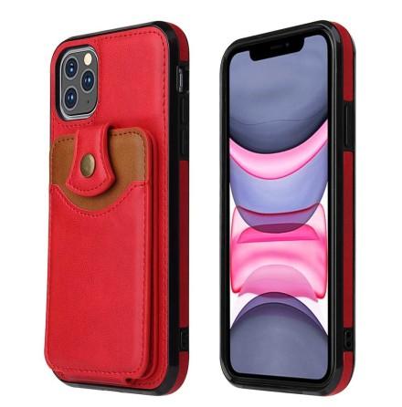 iPhone 11 Pro Max - Praktiskt Skal med Korthållare