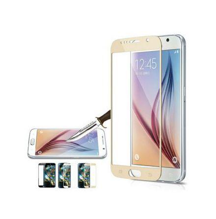 Samsung Galaxy S6 - ProGuards Full-Fit Pansarglas/Skärmskydd (HD)