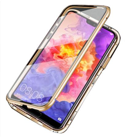 Samsung Galaxy S20 Plus - Stilsäkert Magnetiskt Dubbelsidigt Skal