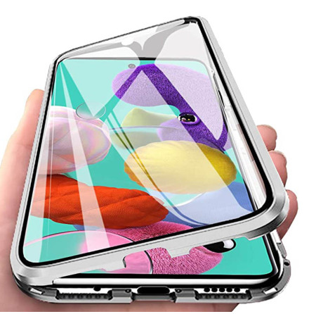Samsung Galaxy S20 Ultra - Professionellt Magnetiskt Floveme Dubbelskal