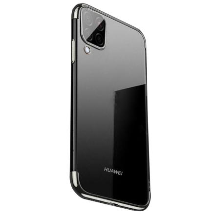 Huawei P40 Lite - Stilrent Skyddande Silikonskal (Floveme)