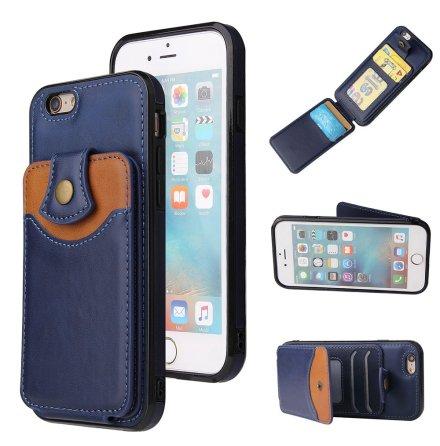 iPhone SE 2020 - Professionellt Skal med Korthållare