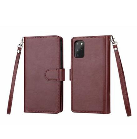 Samsung Galaxy S20 Plus - Praktiskt 9-Kort Plånboksfodral FLOVEME