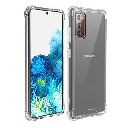 Samsung Galaxy Note 20 - Skyddande Silikonskal FLOVEME