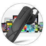 Praktiskt Bluetooth Handsfree Headset (Mini)
