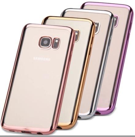 Samsung Galaxy S6 - Stilrent Silikonskal från LEMAN