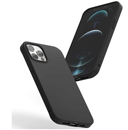iPhone 12 Pro Max - Mattbehandlat Skyddsskal Nillkin