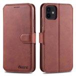 iPhone 12 - Praktiskt YAZUNSHI Plånboksfodral