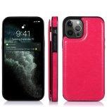 iPhone 12 Pro - Genomtänkt Nkobee Skal med Korthållare