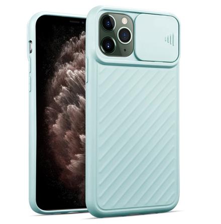 iPhone 12 Pro - Stötdämpande Smidigt Skal med Kamera Skydd