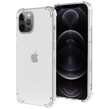 iPhone 12 Pro - Robust Skyddsskal i Silikon (Floveme)