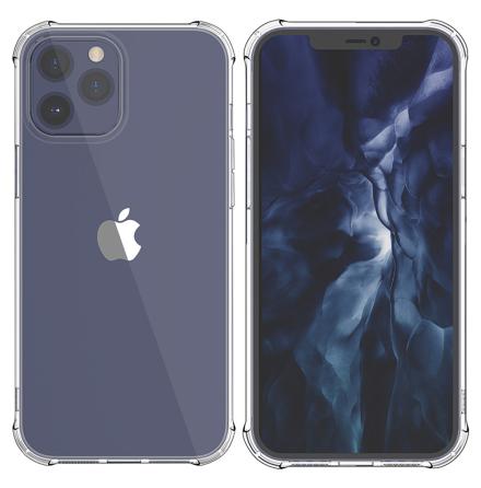 iPhone 12 Pro Max - Skyddande Floveme Silikonskal