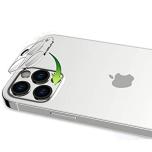 3-in-1 iPhone 12 Pro Fram- & Baksida Skärmskydd + Kameralinsskydd