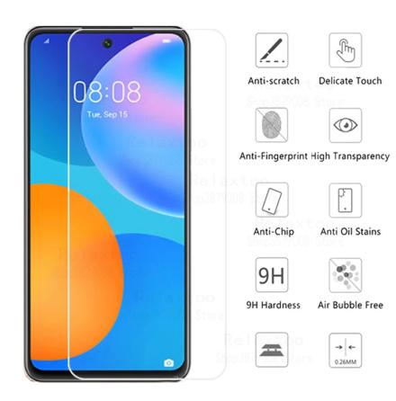 Huawei P smart 2021 Skärmskydd Standard 0,3mm
