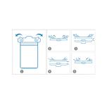 Praktiskt Vattentätt Mobilfodral