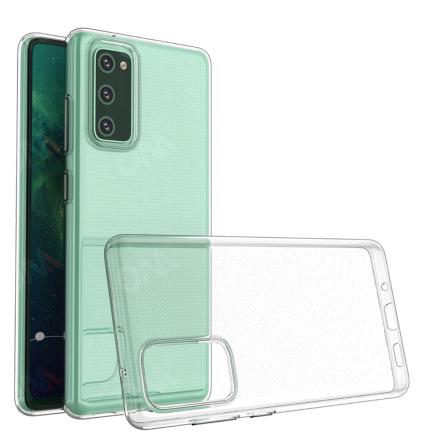 Samsung Galaxy S20 FE - Skyddande FLOVEME Silikonskal