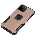 iPhone 12 Pro Max - Praktiskt Skal med Ringhållare