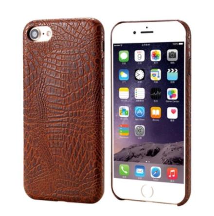 iPhone 8 Plus - Luxury Crocodile Skal FLOVEME