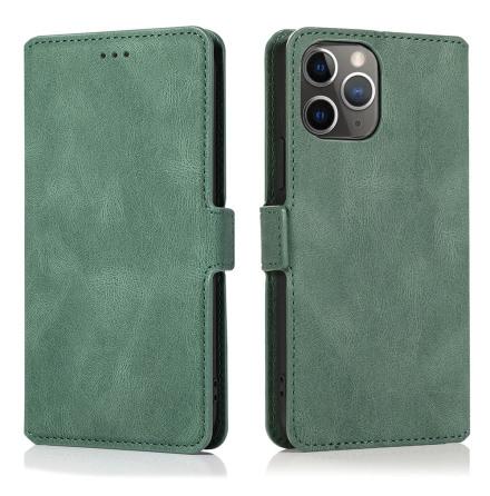 iPhone 12 Pro Max - Professionellt Smart Plånboksfodral (FLOVEME)