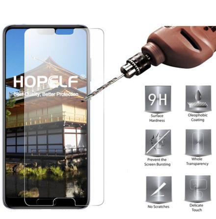 Huawei P20 Pro Skärmskydd Standard 9H 0,3mm HD-Clear