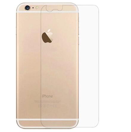 iPhone SE (2020) Mjukt Baksida Skärmskydd PET 9H 0,2mm