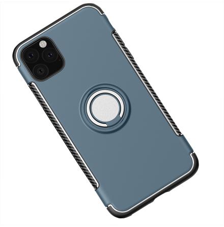 iPhone 12 Pro Max - Praktiskt Stilrent Skal med Ringhållare