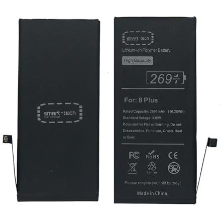 iPhone 8 Plus - 2691mAh Original-Kapacitet Batteri